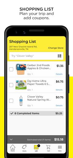 Dollar General u2013 Digital Coupons, DG Pickup & More apktram screenshots 5