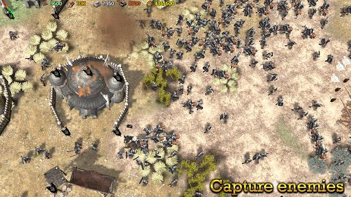 Shadows of Empires: PvP RTS Apkfinish screenshots 3