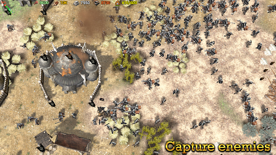Shadows of Empires: PvP RTS Mod 0.8 Apk (Unlimited money) 3