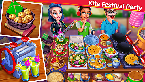 Cooking Party : Cooking Star Chef Cooking Games 1.8.3 screenshots 1
