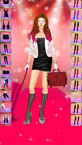 Makeover Games: Superstar Dress up & Makeup  screenshots 11