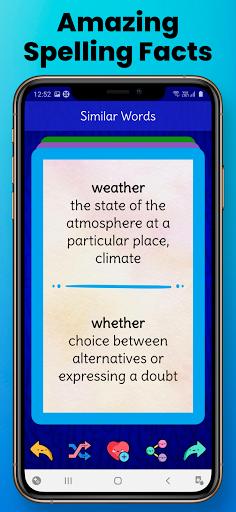 Foto do Ultimate English Spelling Quiz : New 2021 Version