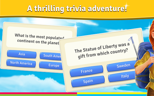 Backpackeru2122 - Trivia Travels 1.8.5 screenshots 6