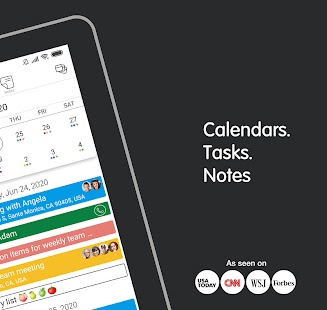 24me: Calendar, To Do List, Notes & Reminders Screenshot