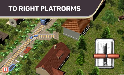 Train shunting puzzle 1.3 screenshots 2