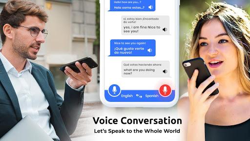 Translate All Language - Voice Text Translator 1.3.3 screenshots 2