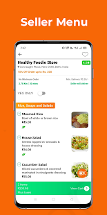 Download FoodOK - Food Delivery and Seller Finder App For PC Windows and Mac apk screenshot 3