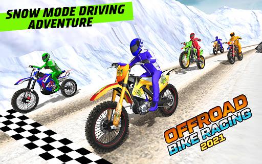 Dirt Bike Racing Games: Offroad Bike Race 3D  screenshots 8