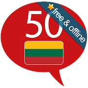 Learn Lithuanian  50 languages