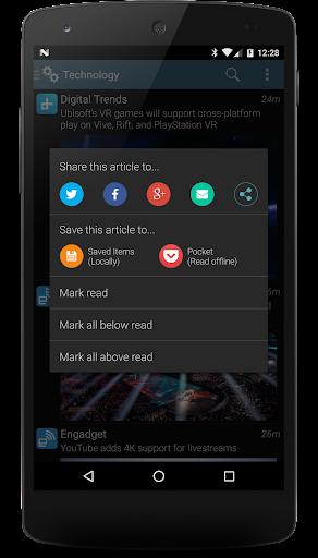 RSS Savvy screenshot 6