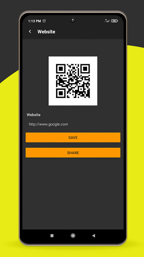 QR code reader apktram screenshots 5