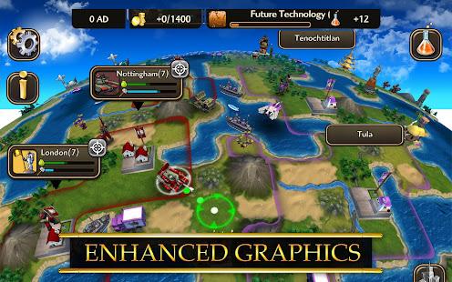 Civilization Revolution 2 Mod Apk