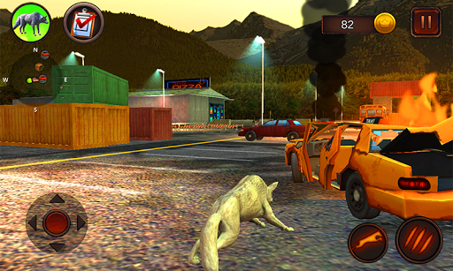 Wolf Dog Simulator 1.0.6 screenshots 1