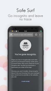 OLight Browser - Surf Safe and Smart