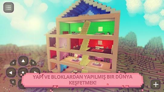 Glam Doll House Craft  Kız Oyunu Apk 2021 5