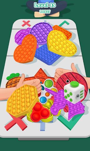 Fidget Toys 3D: Pop it Antistress 3D Puppet Games screenshots 2