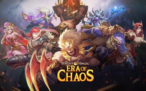 Might & Magic: Era of Chaos - Tactical RPG screenshots 18