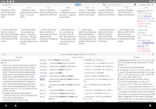 Parallel Plusu00ae offline Bible app with helps android2mod screenshots 20