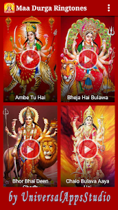 Maa Durga Ringtones New 1.0.6 [MOD APK] Latest 1