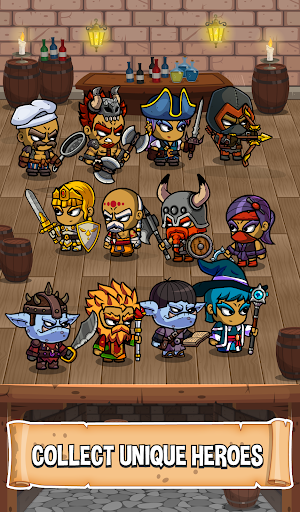 Five Heroes: The King's War  screenshots 15