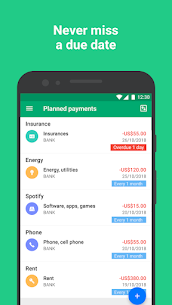 Wallet Mod Apk: Personal Finance, Budget Premium/Paid Features Unlocked) 7