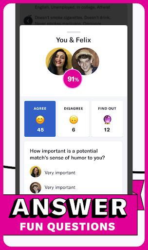 OkCupid: Online Dating App for Every Single Person apktram screenshots 3