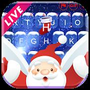 Animated Christmas Keyboard Theme