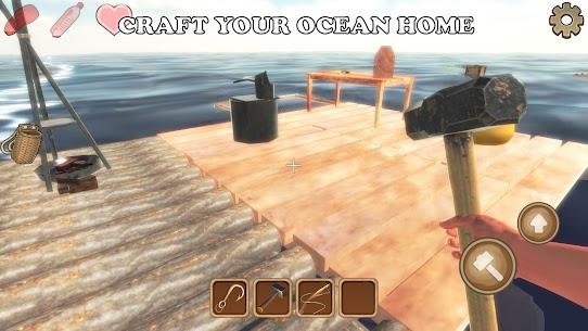 Survival On Raft Mod APK: Ocean (Unlocked Features) 2