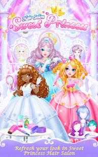 Sweet Princess Hair Salon 1.1.1 Screenshots 1