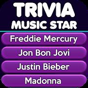Trivia music star: song quiz