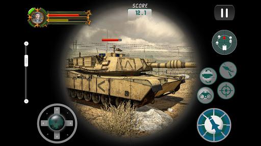 Battle of Tank games: Offline War Machines Games screenshots 9
