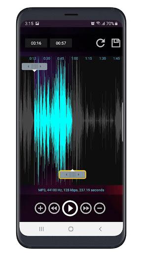 MP3 Cutter and Audio Merger  Screenshots 3