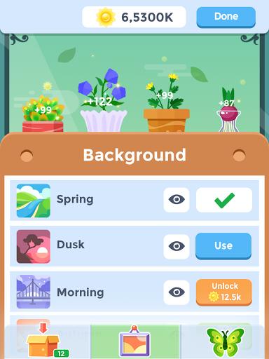 Idle Garden - Garden Paradise Evolution Game apktram screenshots 12