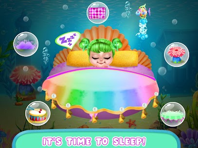 Mermaid Newborn Baby Care For Pc (Free Download – Windows 10/8/7 And Mac) 2