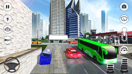 Coach Bus Simulator  Bus Games Apk 3