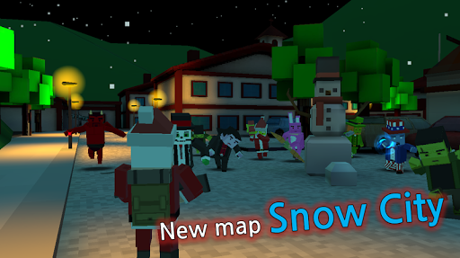 Pixel Z Hunter2 3D - World Battle Survival TPS  screenshots 18