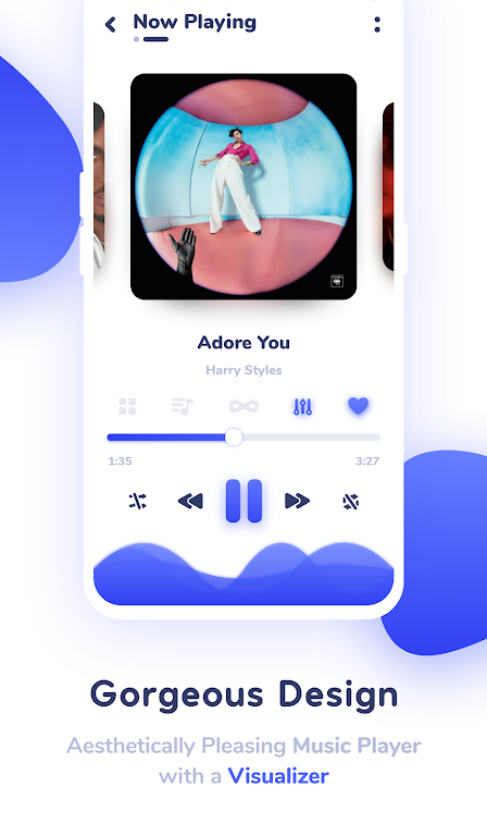 Nyx Music Player poster 0
