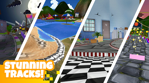 El Chavo Kart: Kart racing game  screenshots 5