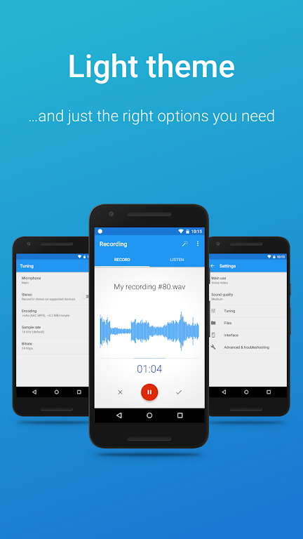 Easy Voice Recorder Pro  poster 7