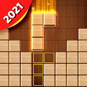 Wood Block Puzzle Games 2021 - Wooden Block Puzzle