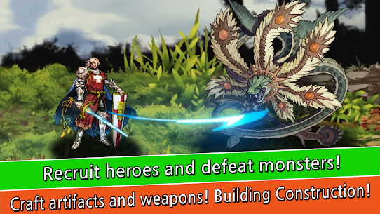 Idle RPG – Hero Grow MOD APK 1.0.15 (Unlimited Diamonds) 2