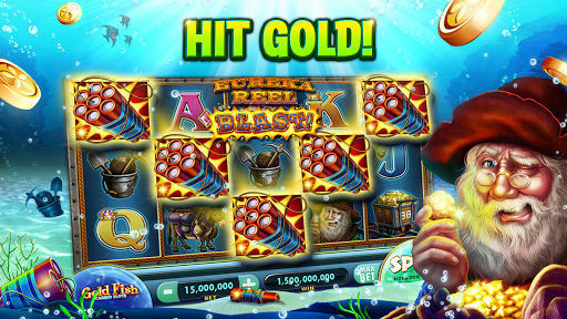 Gold Fish Casino Slots - Free Slot Machine Games 27.00.00 Screenshots 23
