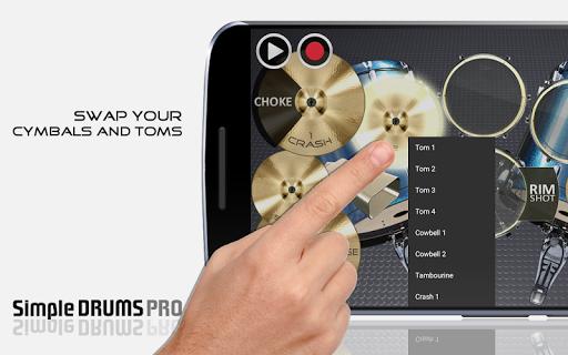 Simple Drums Pro - The Complete Drum Set 1.3.2 Screenshots 5