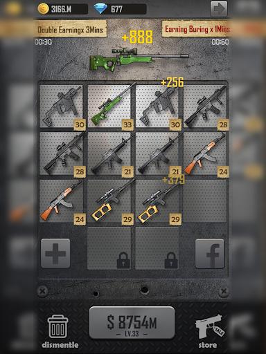 Merge Gun: Free Elite Shooting Games screenshots 5