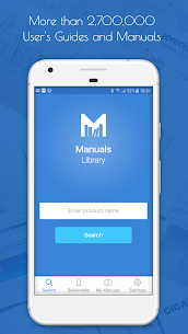 Manualslib – User Guides & Owners Manuals library Mod Apk 1