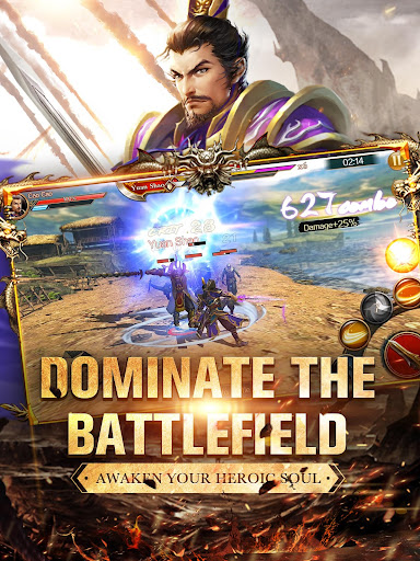 Dynasty Legends (Global)  screenshots 17