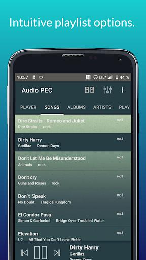 Audio PEC  screenshots 2