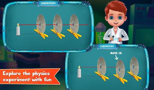 Science Experiments in Physics Lab u2013 Fun & Tricks  screenshots 1