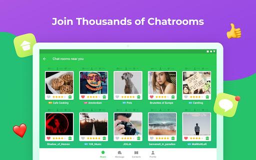 Camfrog: Flirt & Group Video Chat with Strangers Apkfinish screenshots 6