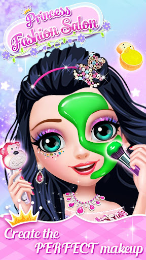 ud83dudc78ud83dudc84Princess Makeup Salon android2mod screenshots 21